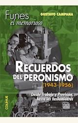 Papel RECUERDOS DEL PERONISMO (1943-1956)