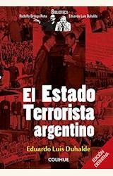 Papel EL ESTADO TERRORISTA ARGENTINO