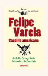 Papel FELIPE VARELA CAUDILLO AMERICANO