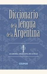 Papel DICCIONARIO DE LA LENGUA DE LA ARGENTINA (TR)