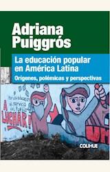 Papel LA EDUCACION POPULAR EN AMERICA LATINA
