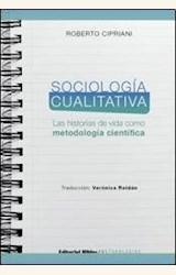 Papel SOCIOLOGIA CUALITATIVA