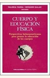 Papel CUERPO Y EDUCACION FISICA