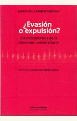 Papel ¿EVASION O EXPULSION?
