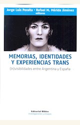 Papel MEMORIAS, IDENTIDADES Y EXPERIENCIAS TRANS