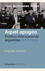 Papel AQUEL APOGEO