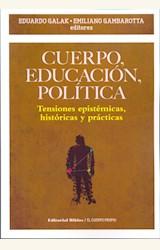 Papel CUERPO, EDUCACION, POLITICA