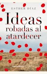 Papel IDEAS ROBADAS AL ATARDECER