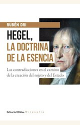 Papel HEGEL, LA DOCTRINA DE LA ESENCIA