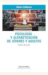 Papel PSICOLOGIA Y ALFABETIZACION DE JOVENES Y ADULTOS