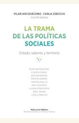 Papel LA TRAMA DE LAS POLITICA SOCIALES