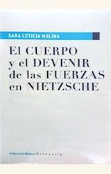 Papel EL CUERPO Y EL DEVENIR DE LAS FUERZAS DE NIETZSCHE