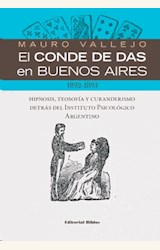 Papel EL CONDE DE DAS EN BUENOS AIRES