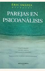 Papel PAREJAS EN PSICOANÁLISIS