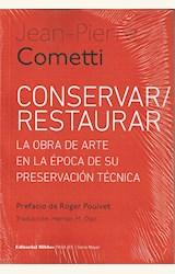 Papel CONSERVAR / RESTAURAR