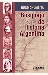 Papel BOSQUEJO DE HISTORIA ARGENTINA