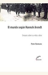 Papel EL MUNDO SEGUN HANNAH ARENDT