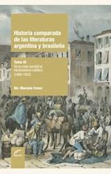 Papel HISTORIA COMPARADA DE LAS LITERATURAS ARGENTINA Y BRASILEÑA