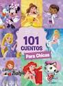 Libro 101 Cuentos Disney Chicas