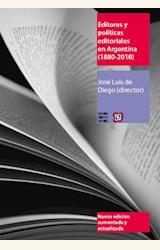 Papel EDITORES Y POLITICAS EDITORIALES EN ARGENTINA (1880-2010)