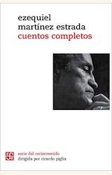 Papel CUENTOS COMPLETOS (MARTINEZ ESTRADA)