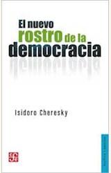 Papel EL NUEVO ROSTRO DE LA DEMOCRACIA