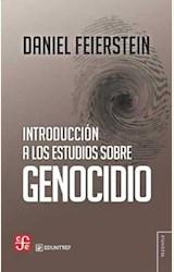 Papel INTRODUCCIÓN A LOS ESTUDIOS SOBRE GENOCIDIO