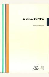 Papel EL GRILLO DE PAPEL
