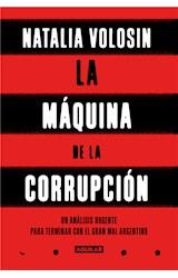 E-book La máquina de la corrupción