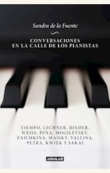 Papel CONVERSACIONES EN LA CALLE DE LOS PIANIS