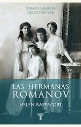 Papel LAS HERMANAS ROMANOV