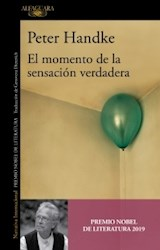 Papel EL MOMENTO DE LA SENSACIÓN VERDADERA
