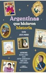 Papel ARGENTINAS QUE HICIERON HISTORIA