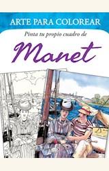 Papel PINTA TU PROPIO CUADRO DE MANET