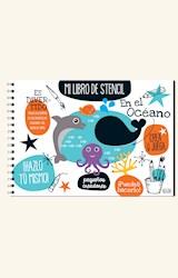 Papel MI LIBRO DE STENCIL - EN EL OCEANO