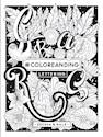 Libro Coloreanding Lettering