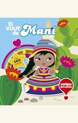 Papel EL VIAJE DE MANÍ. CON 100 STIKERS