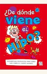 Papel ¿DE DONDE VIENE EL HIPO?