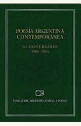 Papel POESIA ARGENTINA CONTEMPORANEA - 50 ANIVERSARIO