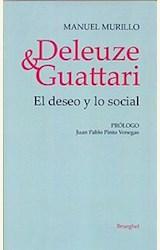 Papel DELEUZE & GUATTARI. EL DESEO SOCIAL