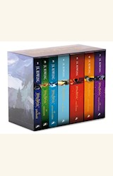 Papel HARRY POTTER -  PACK -  SERIE COMPLETA