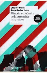 Papel HISTORIA ECONÓMICA DE LA ARGENTINA