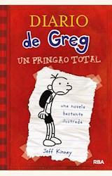 Papel DIARIO DE GREG 1. UN RENACUAJO