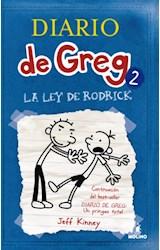 Papel DIARIO DE GREG 2. LA LEY DE RODRICK