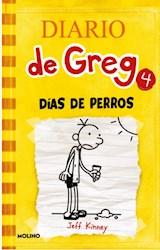 Papel DIARIO DE GREG 4. DÍAS DE PERRO