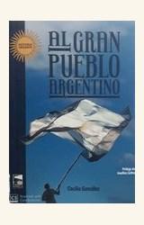 Papel AL GRAN PUEBLO ARGENTINO