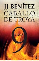 Papel CABALLO DE TROYA 9. CANÂ (INTERIORES CON DÍPTICO Y PLIEGO AL REVÉS)