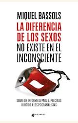 Papel LA DIFERENCIA DE LOS SEXOS NO EXISTE EN EL INCONSCIENTE