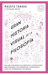 Papel GRAN HISTORIA VISUAL DE LA FILOSOFIA