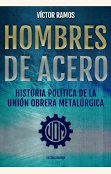 Papel HOMBRES DE ACERO